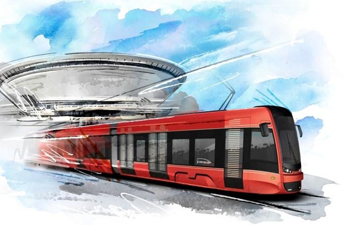 Tramwaje Śląskie: Pierwszy tramwaj od Pesy w maju?