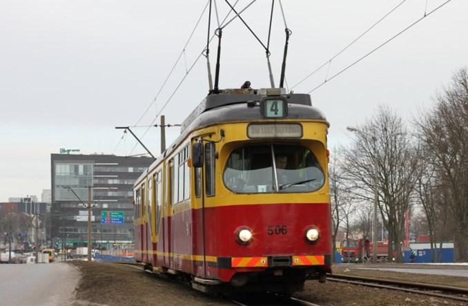 Łódź wybiera wykonawcę remontu tramwaju na Śmigłego-Rydza