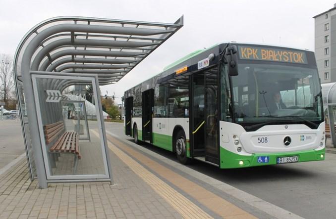 Białystok kupuje do 25 autobusów. W tym hybrydy