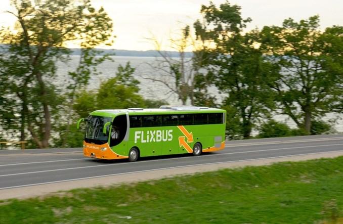 FlixBus przewiózł tego lata o połowę więcej pasażerów niż rok temu