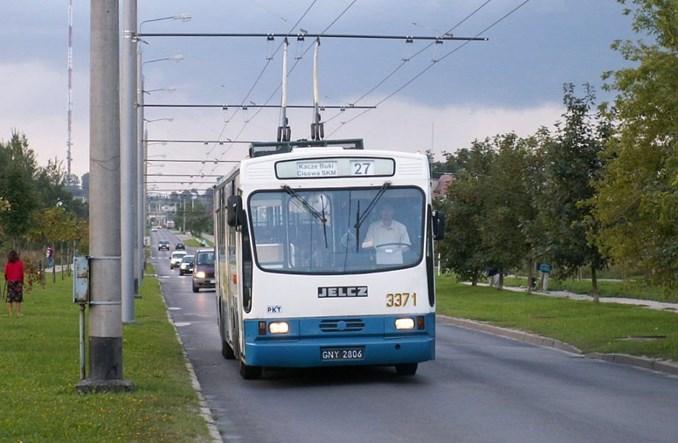 Gdynia: Powstanie nowy odcinek sieci trolejbusowej w związku z inwestycją GDDKiA