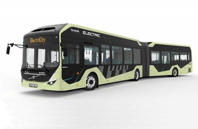 Göteborg. W czerwcu pierwsze przegubowe elektryczne Volvo