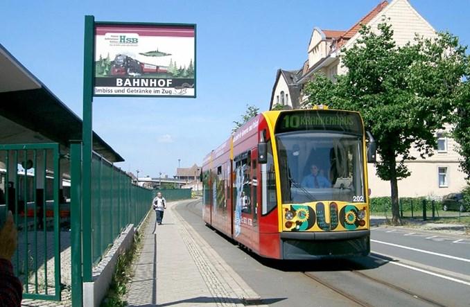 Szyna dla każdego, czyli tramwaj dwusystemowy w Nordhausen