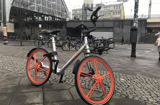 Ile są warte chińskie rowery? MoBike sprzedany za 2,7 mld dol.
