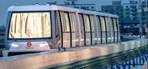 Chiny. Monorail od Bombardiera ruszył w Szanghaju
