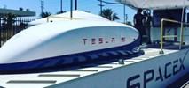 Wyścig hyperloopów. Elon Musk chce pobić połowę prędkości dźwięku