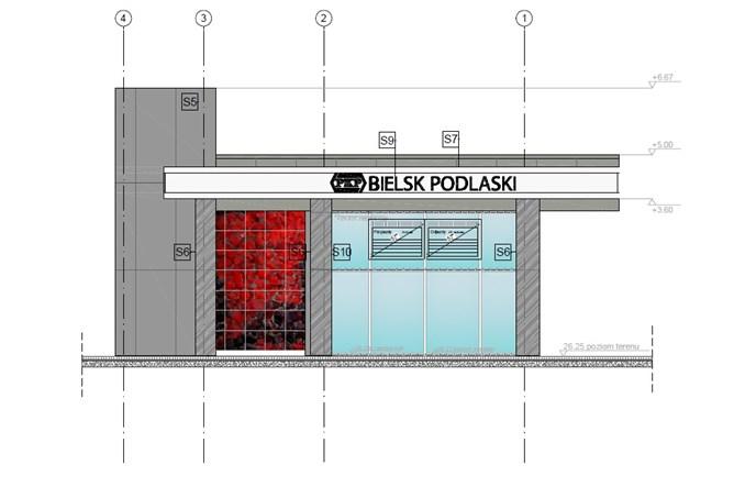 W Bielsku Podlaskim stanie nowy dworzec. Rusza przetarg
