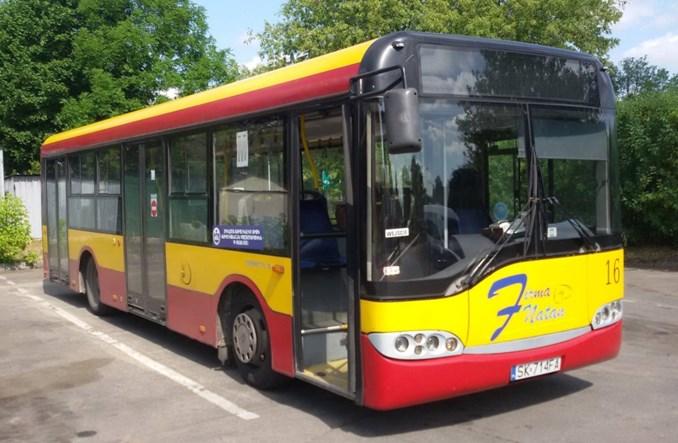 Olkusz poprawia przetarg na 23 autobusy