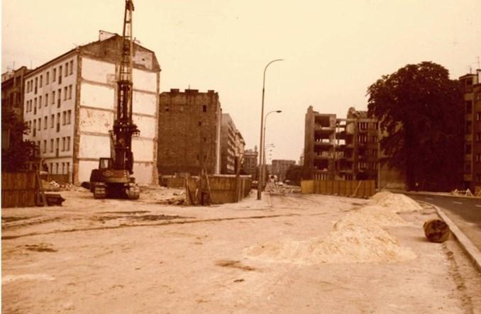 35 lat budowy warszawskiego metra (zdjęcia)
