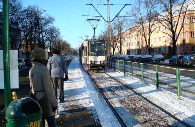 Szczecin przebuduje torowisko tramwajowe na Mickiewicza