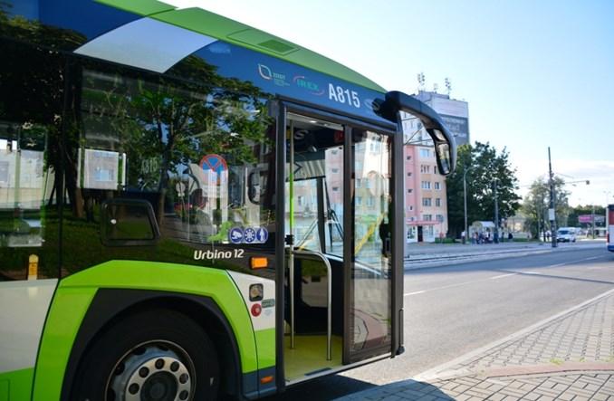 Podmiejskie autobusy połączą Stawigudę i Gryźliny z Olsztynem