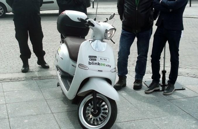 Blinkee: Elektryczne skutery spodobały się Polakom