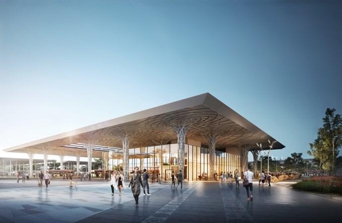 Lublin. Projekt dworca połączeniem dwóch pomysłów