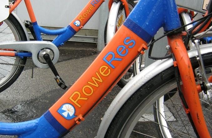 Jak regulować parkowanie rowerów współdzielonych?