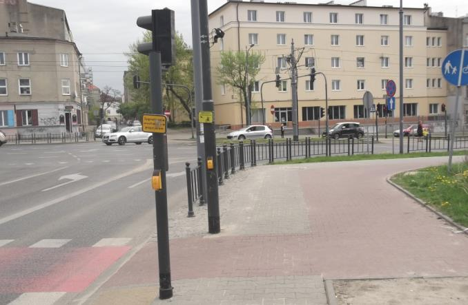 Łódź: Budowa drogi rowerowej na Radogoszcz