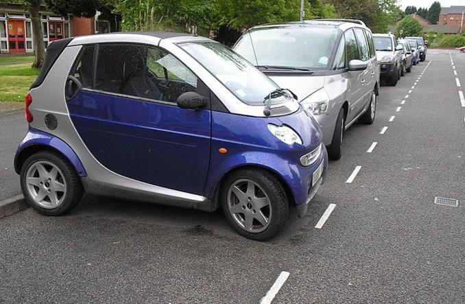 Będzie polska aplikacja do szukania wolnego parkingu?