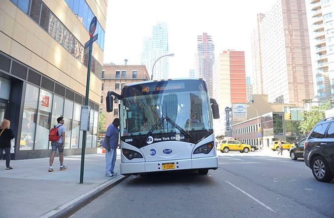 Nowy Jork wymieni wszystkie autobusy na elektryczne do 2040 r.