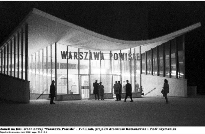 Warszawa. Niedokończona koncepcja Warszawskiego Węzła Kolejowego