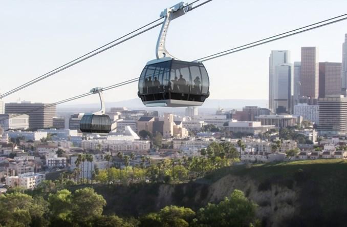 Los Angeles. Kolej gondolowa połączy dworzec i stadion Dodgersów
