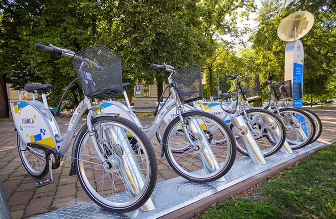 Legnica. Nextbike operatorem systemu rowerowego przez trzy lata