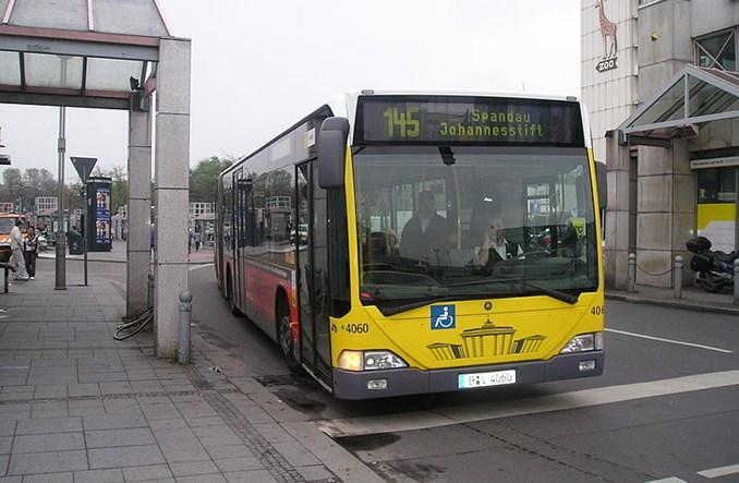Berlin kupuje do 950 autobusów Mercedes Citaro
