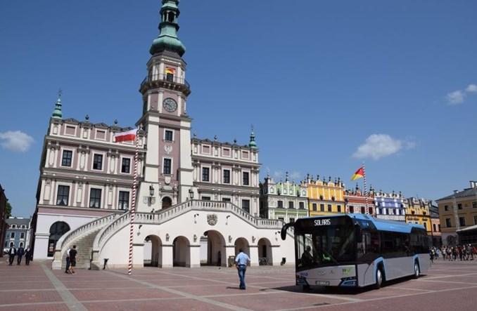 Zamość kupuje 10 autobusów od Solarisa
