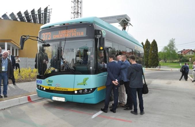 Prezydent Jaworzna: Autonomiczne autobusy u nas za 5 lat