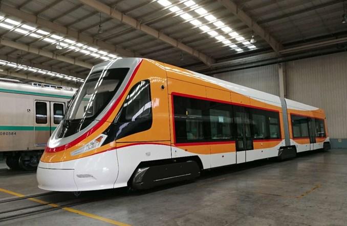 Chiny. CRRC zaprezentowało wysokogórski tramwaj dla Tybetu