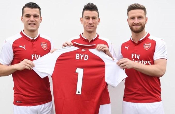 BYD został sponsorem Arsenalu