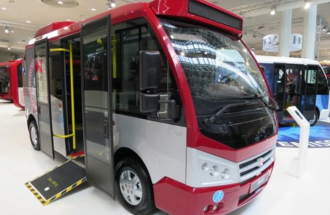 Dywity wybierają tureckie mikrobusy Karsan