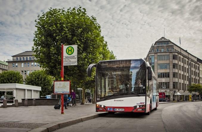 Hamburg. Solaris dostarczy 10 autobusów elektrycznych