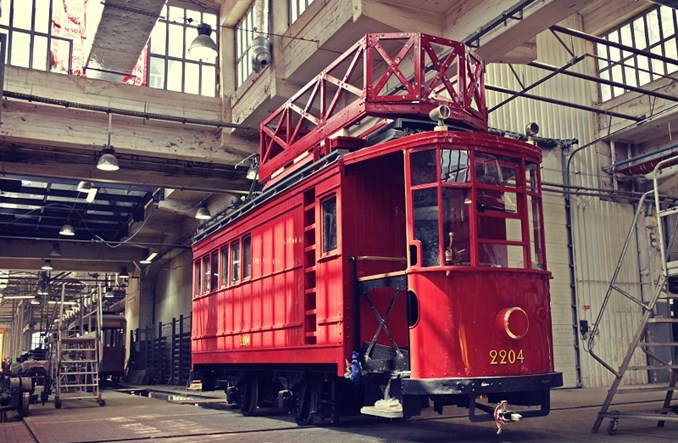 Warszawa. Na Woli naprawiają tramwaje od 110 lat