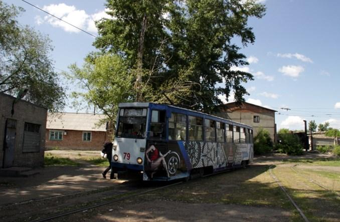 Kazachstan: Powrót tramwaju w Ust-Kamienogorsku