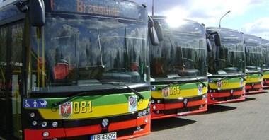 Biała Podlaska zamawia pięć autobusów na biodiesel