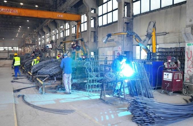 W warszawskiej fabryce tuneli metra (zdjęcia)