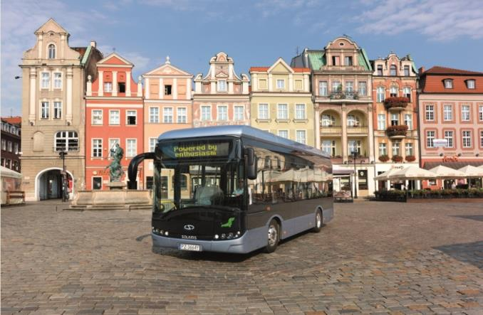 Solaris dostarczy 12 autobusów do Ostródy