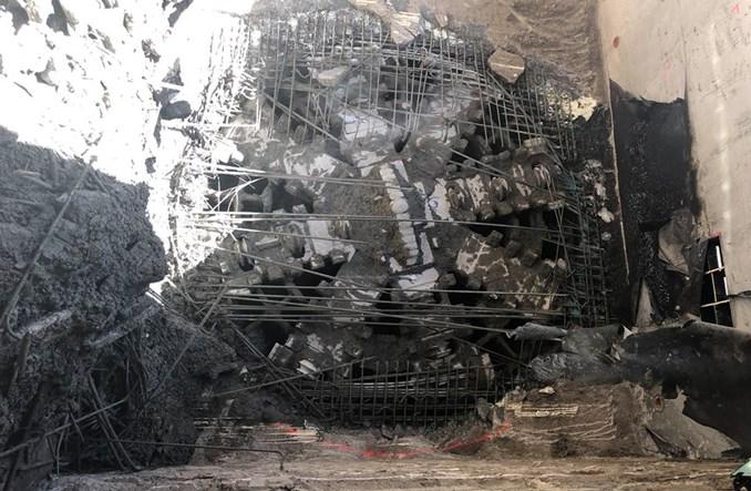 Metro: Krystyna przebiła się na Płocką. Drążenie tuneli zakończy się wcześniej