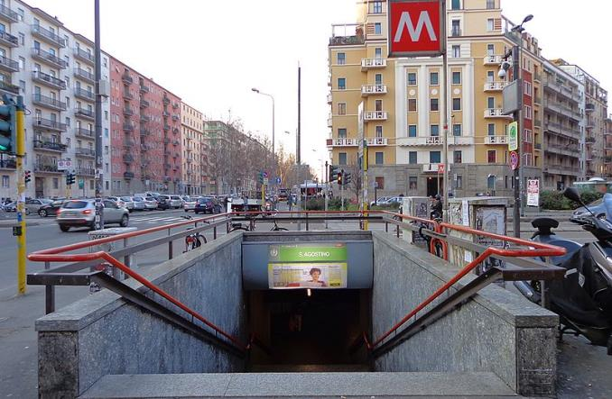 Mediolan rusza z testami płatności kartą w metrze