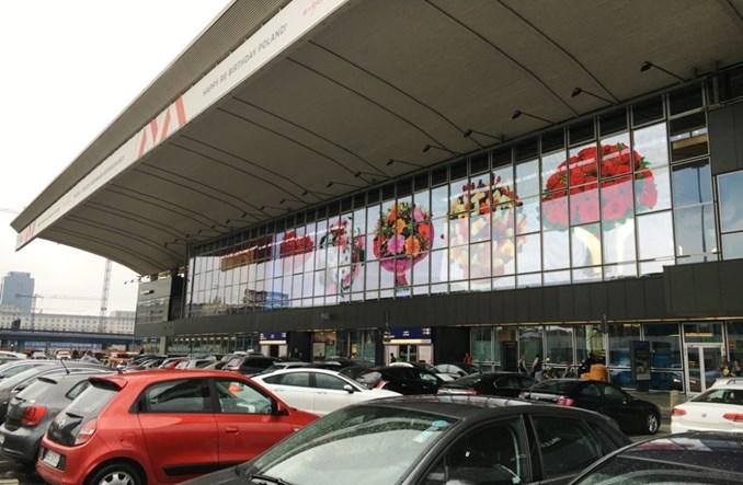 PKP SA zamieniają Dworzec Centralny w wielki ekran reklamowy