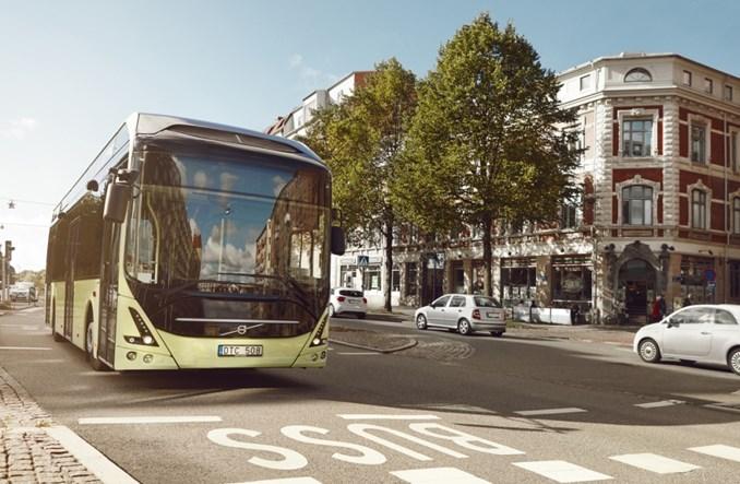 Elektryczne autobusy Volvo z Wrocławia do Aarhus