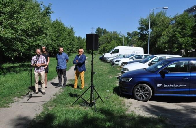 Wiceprezydent Warszawy: Parking dla każdego? Nigdy tak nie będzie