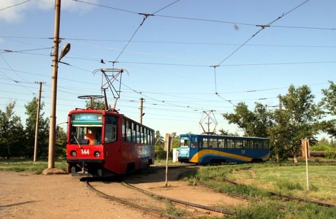 Kazachstan: Inwestycje tramwajowe w Pawłodarze