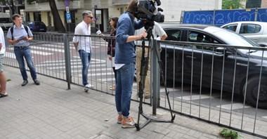 Warszawa. 10 metrów od przejścia dla pieszych – bez samochodów