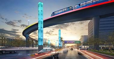 5 mld dolarów na kolej automatyczną na lotnisku Los Angeles