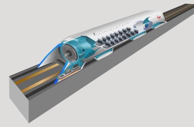 Czy w Polsce jest miejsce na hyperloop?