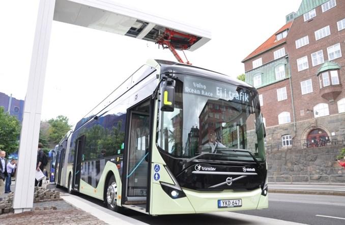 Hakan Agneval: Chiński autobus nie pasuje do Europy