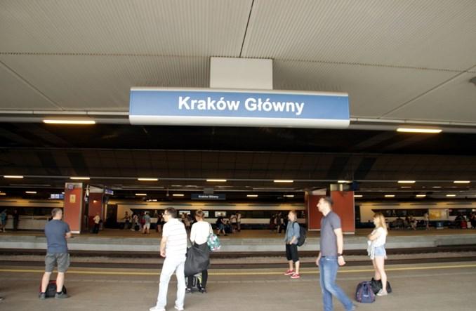 Frankowicz: Kraków Główny to prawdziwy węzeł przesiadkowy