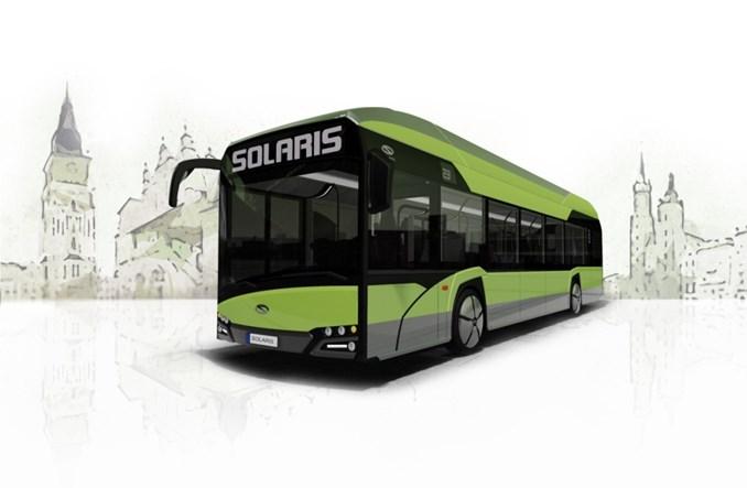 Solaris zaprezentuje autobus wodorowy nowej generacji