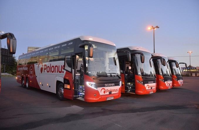 Polonus wraca na trasę z Warszawy do Olsztyna