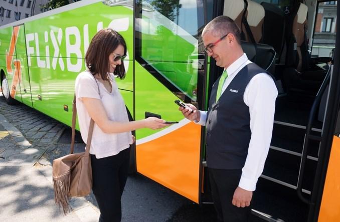 Flixbus z rodziną liczącą 18 partnerów w Polsce